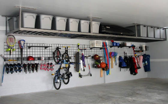 garage racks