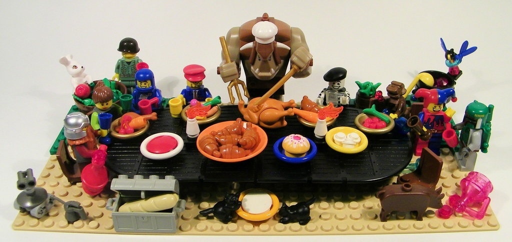 Happy Thanksgiving from Clancy and Friends!